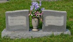 Mary Rebecca <i>Ellison</i> Nedeff