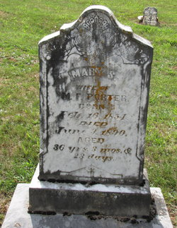 Mary M Porter