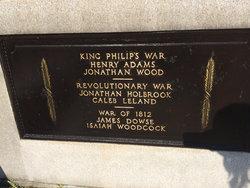 Lieut Henry Adams, Jr