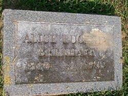 Alice Eugenia <i>Waite</i> Barnhart