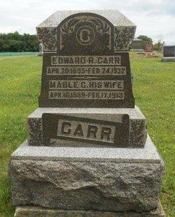 Mabel C <i>Chatterton</i> Carr