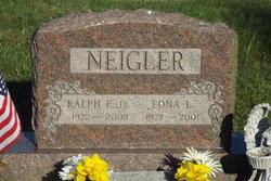 Ralph Frederich Junior Neigler, Jr