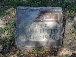 Minnie Hannah <i>Brinker</i> Bettin