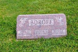 Flossie Olive Lucinda <i>Miller</i> Boroff
