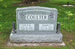 Muriel Evelyn <i>Canter</i> Coulter