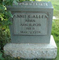 Annie Catherine <i>Hansen</i> Allen