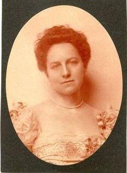 Katharine Williams <i>Harrison</i> Baldwin