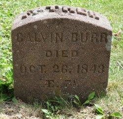Calvin Burr