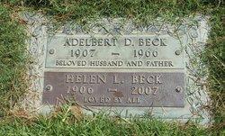 Adelbert Donald Beck
