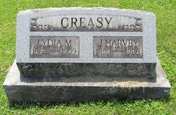 Lydia Matilda <i>John</i> Creasy