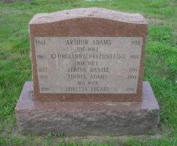 Loretta J. <i>Legare</i> Adams-Duquette