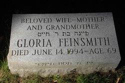 Gloria <i>TAUB</i> FEINSMITH