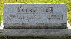 Louise L. Lula <i>Kimmins</i> Gardiner