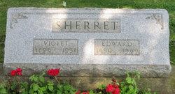 Violet <i>Stock</i> Sherrett