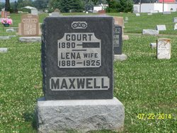 George Courtland Court Maxwell