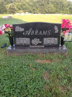 Erma Katherine <i>Roberts</i> Abrams