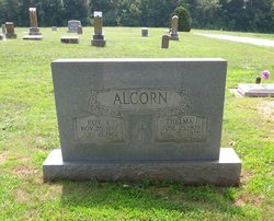 Thelma F <i>Queen</i> Alcorn