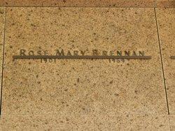 Rose Mary <i>Malik</i> Brennan