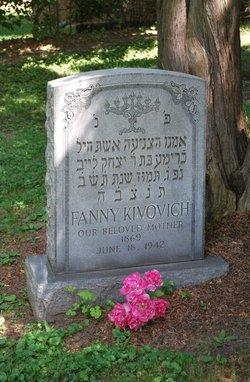 Fanny Kivovich