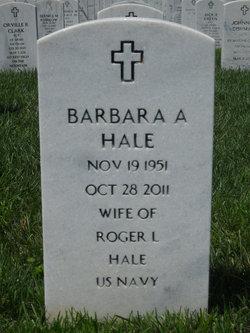 Barbara Ann Hale