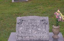 Mrs Ella Clay <i>Jones</i> Alexander