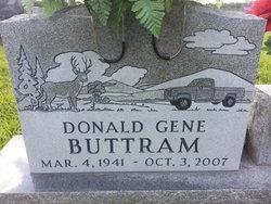 Donald Gene Buttram