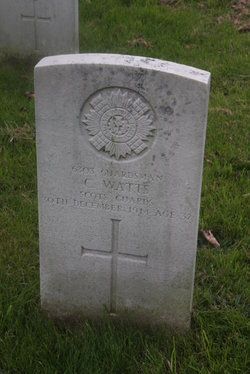 Private Charles Watts
