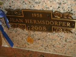 Jean Ann <i>Sanders</i> Hermsdorfer