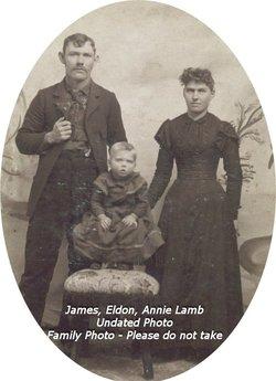 Annie Elizabeth <i>Karr</i> Lamb