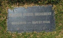 Frances Mae <i>Curtis</i> Broadbent