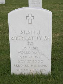 Alan J Abernathy, Sr