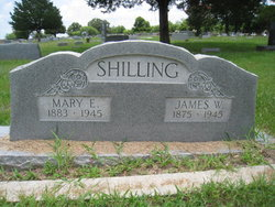 Mary Ellen Mollie <i>Bobbitt</i> Shilling