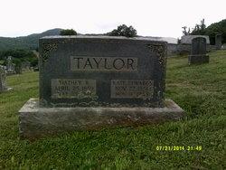 Mathew Buchanan Taylor