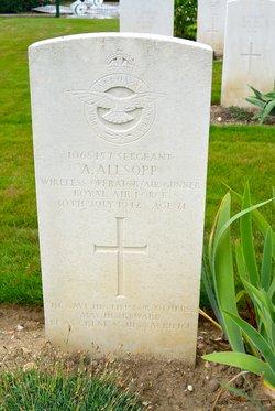 Sgt Arthur Allsopp