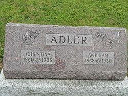 Christina <i>Valentine</i> Adler