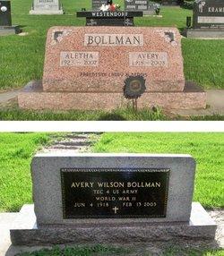 Avery W Bollman