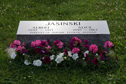 Albert B Jasinski