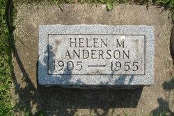 Helen Marie <i>Olson</i> Anderson