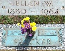 Ellen Woodruff <i>Robinson</i> Fracker