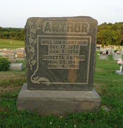 Rosetta <i>Weed</i> Arthur