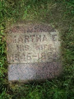 Martha <i>Cropper</i> Adams