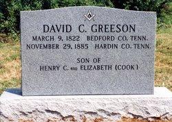 David Cook Greeson