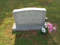 Emma R <i>Armstrong</i> Bise