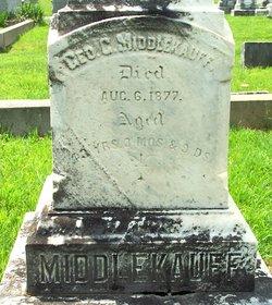George G. Middlekauff
