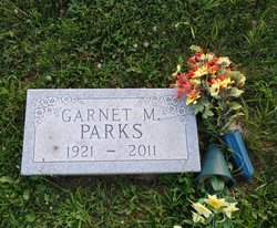 Garnet Marie <i>Williams</i> Parks
