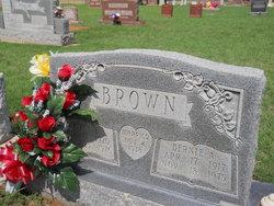 Bernie A Brown