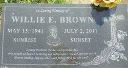 Willie Eugene Bill / TV Man Brown