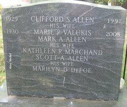 Marie P <i>Valukis</i> Allen