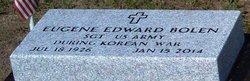 Sgt Eugene Edward Bolen