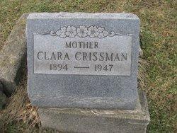 Clara Blanche <i>Smith</i> Crissman